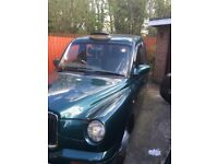 London tx1 automatic 1998 green for sale £600