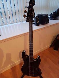 Fender Aerodyne Bass Guitar (Black)