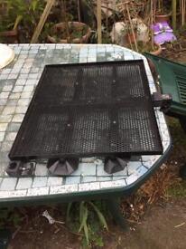 Daiwa side tray