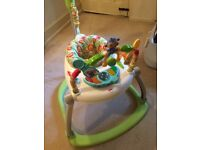 Spacesaver Fisher Price Jumperoo