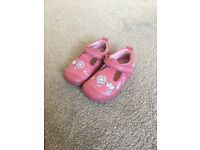 Girls Start-rite shoes 3 1/2 F