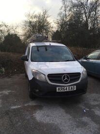 Mercedes citan lwb 1.5TDI NO VAT!!