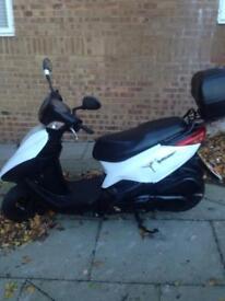 Yamaha vity 125cc (quick sale)
