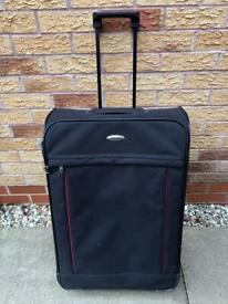 Large Carlton Trolley Suitcase - As New