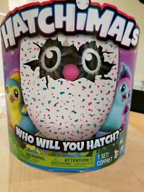Pink Hatchimal only £75. Get it in time for xmas