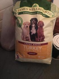 15kg large dog food