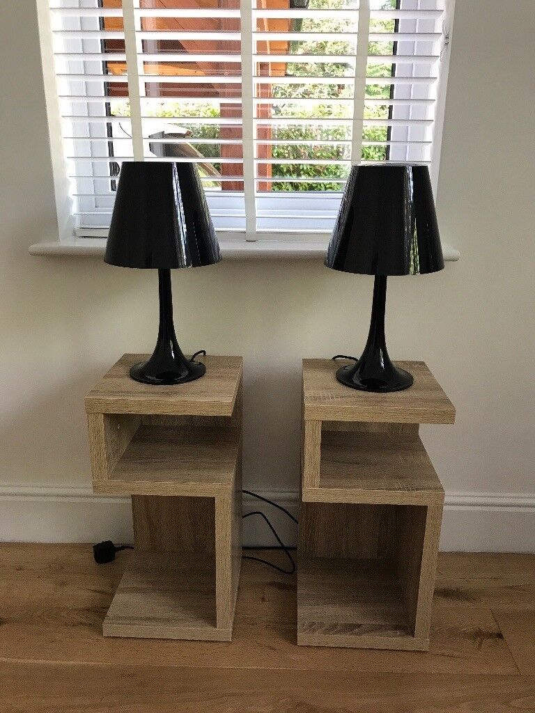 two flos miss k table lamp by philippe starck in bourne. Black Bedroom Furniture Sets. Home Design Ideas