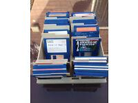 Box of Amiga Disks