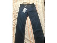 Men's G star jeans W 30 L 34