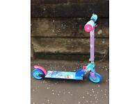 'Frozen' Scooter