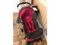 GRACO Baby Travel System Pram Buggy 0 months +