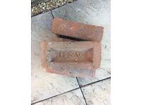 84 Ash bricks
