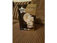Baby breast pump brand new
