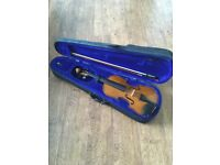 Violin - Stentor Mk 2 size 4/4 including case and bow