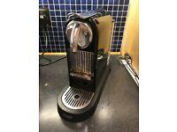 Great Nespresso Machine!