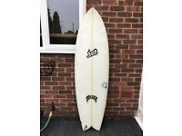 Lost Mayhem Surfboard - 'Round Nosed Fish' 5ft10