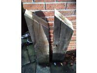 Oak Beam Shelf Mantle Mantel Fireplace solid