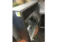 Large Catering Extractor Canopy - Stainless Steel