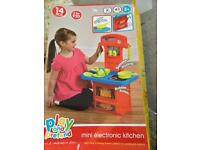 Mini electronic kitchen FREE