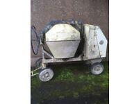 Terex cement mixer for sale