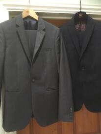 2 suits, perfect for prom, £40 each