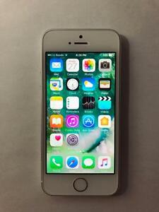 TELUS/KOODO Silver 16GB iPhone 5S (A Condition)  -- BUY LOCAL!! -- [2163]