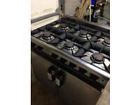 Moorwood 6 Burner Gas Cooker Oven