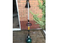 Petrol strimmer hardly been used