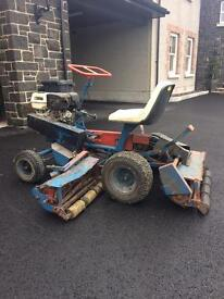 3 gang mower