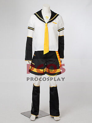 Best Vocaloid Kagamine Len Cosplay Costume Outfits - Best Cosplay Costumes