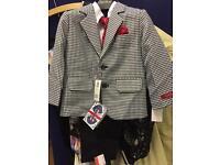 Boys English laundry suit