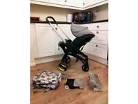 Doona car seat pram, pushchair, stroller