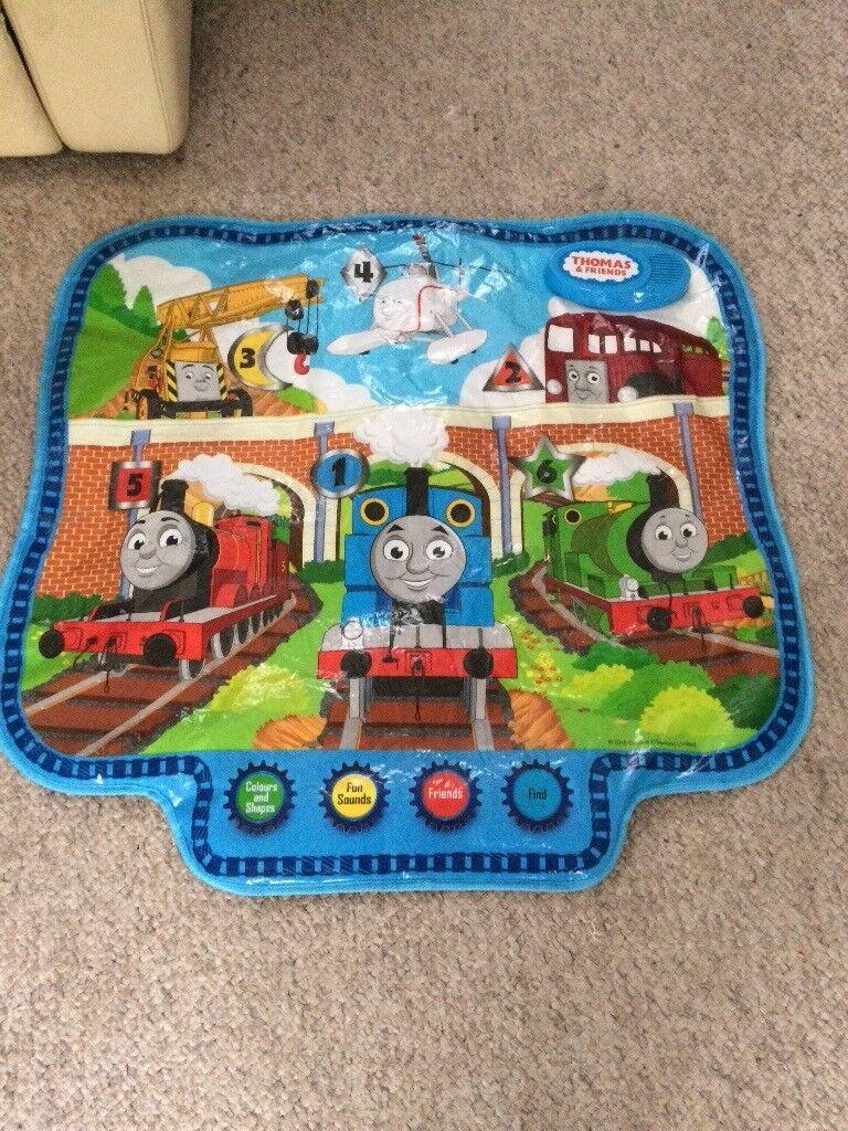 Thomas the tank activity mat