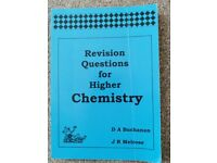 Revision Questions for Higher Chemistry