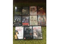 DVDs £3.50 the lot