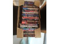 Ideal for car booter box of 29 quality various genre DVD's, some double £15