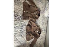 Monsoon tweed jackets