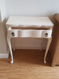 Small shabby chic dressing table