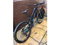 Mountain bike Full suspension mondraker foxy xr