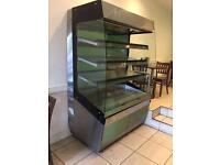 Chilled fridge