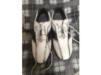 Footjoy size 4.5 golf shoes
