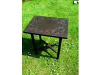 Retro small table
