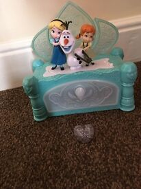 Disney frozen jewellery box