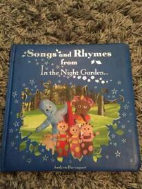 In the night garden book