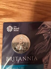 £50 COIN FOR SALE