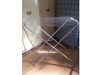Clothes rack (foldable) £3
