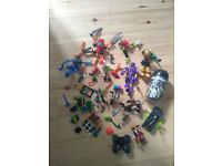Lego and bionicles - FREE