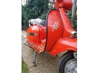 Lambretta gp 150cc