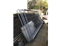 5 length of Harris fencing FREE