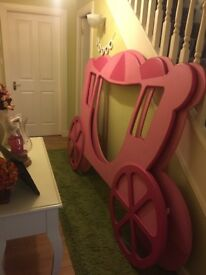 Princess bed (REDUCED TO £50) need gone asap